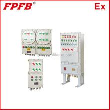 BXM(D)51 aluminum alloy enclosure hot sell explosion proof distribution box power box