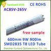 OEM accpted smd2835 led lighting tubes ube8 led light tube 8 china