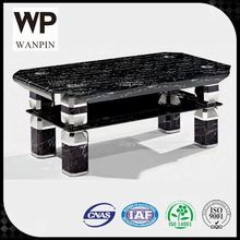 2014 hot sell High quality hot bending glass coffee table