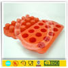15 cup flower food grade silicone rubber bakeware