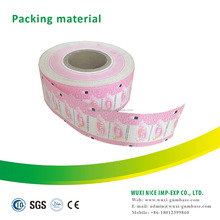 western christmas folding paper chewing gum packaging