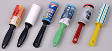 Professiona Coolorful Custom Clothes Cleaning Sticky Lint Roller