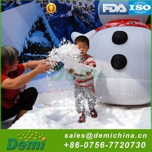 Non-toxic top sale snow trendy christmas gift 2014