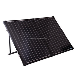 useful folding 150w dc12v for battery sunpower collapsible solar panle