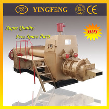 Auto lubrication system, JKR45 clay brick maker machine