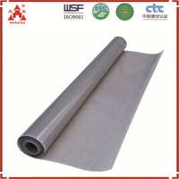 2.0mm PVC High Polymer Waterproofing Material for Bathroom Floor