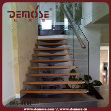Escaleras para villa/diseño de escaleras de interior