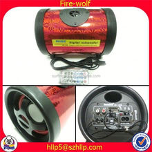 Guangdong Manufacturer of Professional Speaker Waterproof Speaker System Motorcycle