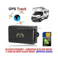 Covert Gps Tracker TK104 Tracking System Car Vehicle Boat Van Hidden Tracker