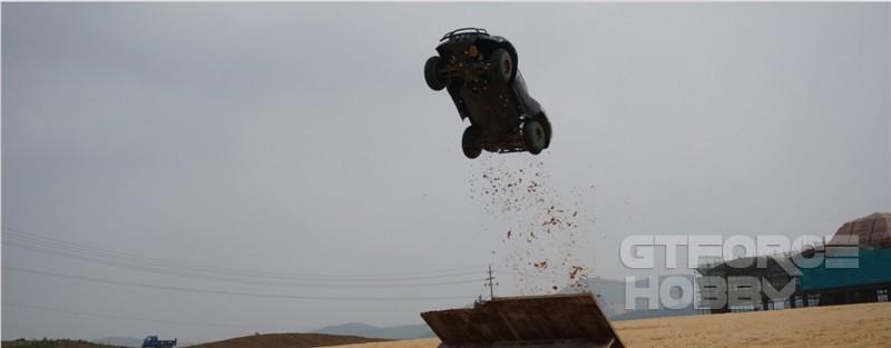 Машина на радиоуправлении YouTube] BLUEFOX 1/10 4WD RC 4 X 4 4WD