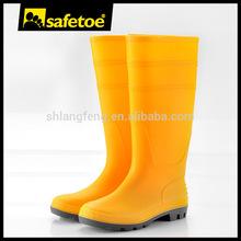 bota para la lluvia PVC