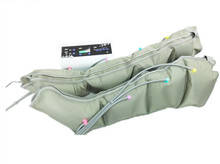 Portable muscle stimulator vibrator therapy system