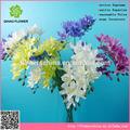 atacado direto da fábrica de flores artificiais para a venda online de orquídeas com flor de árvore