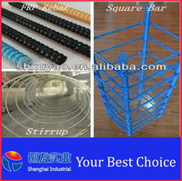 Durable and high performance Construction Material FRP rebar,Fiberglass rebar