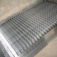 10 gauge welded wire mesh panel/anti-corrosion 60mmX60mm welded wire mesh panel