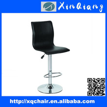 XQ-736 PVC Cover Swivel Bar High Chair with Footrest and High Backrest