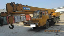 Used NK200 Kato 20 ton truck crane for sale