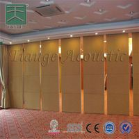 soundproof movable partition wall panel design decorative wall partitions room divider folding wall board