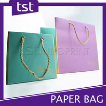 Customized Paper Gift Bag&Gift Paper Bag&Shopping Paper Bag