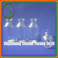 30ml clear pharmaceutical glass ampoule vials