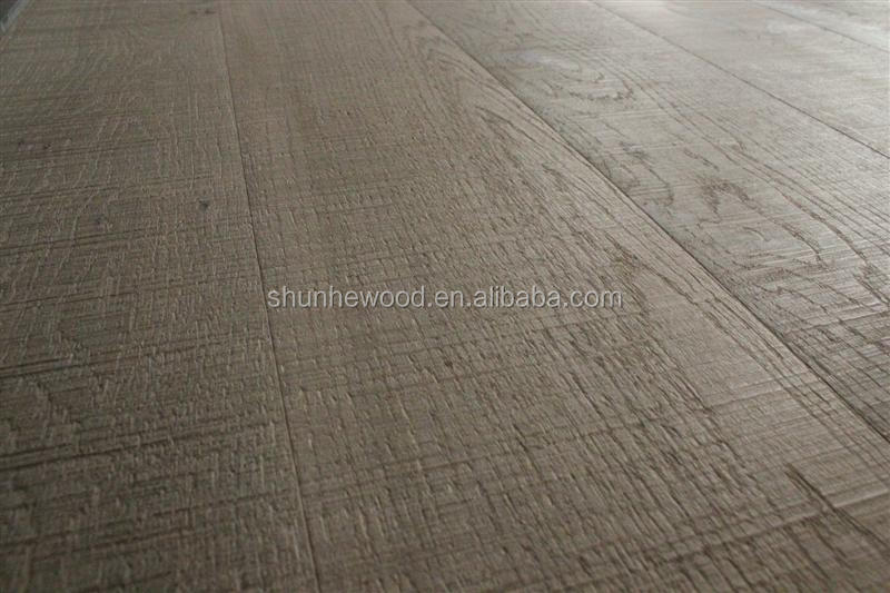 Crosscut Wood Flooring : Fashionable style sawn cross cut white oak engineered wood