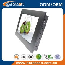 12.1 inch flat panel displays/custom industrial LCD monitors/high bright and sunlight readable LCD monitors