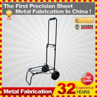 kindle 2014 new durable folding professional customized shopping cart parts for sale