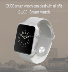new products 2016 pedometer smart watch for android phone and iphone 6/ smart watch 2015