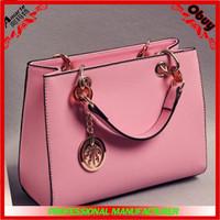 latest new design 4 color leather shoulder bag woman's Handbag