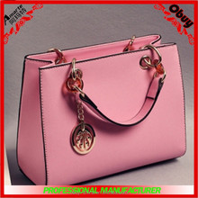 latest new design 4 color leather shoulder bag woman's Handbag