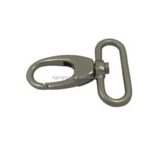 Cheap bulks customize swivel metal hooks for belts