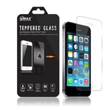 High Quality 9H 0.33mm 2.5D Full Cover Tempered Glass Screen Protector for Iphone 5