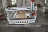 HOT SALE 4 axis cnc router 1530 woodworking machine/DSP /MACH3/NC Studio/ Taiwan Syntec controller system cnc wood router
