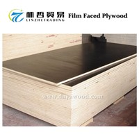 (B12) 10mm,12mm,15mm,18mm,Thick 4ft*8ft sizes Waterproof Film Faced Construction Shuttering Marine Plywood For Dubai UAE