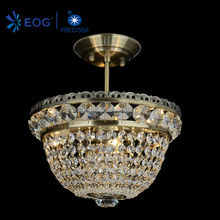 Small Crystal lighting ceiling lamp