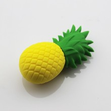Pineapple shape usb stick 32gb and 8gb usb flash drives bulk cheap