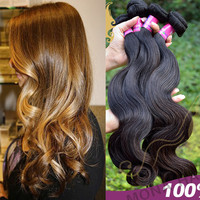 Double weft body wave long healthy virgin hair, 7A grade unprocessed hair extensions, alibaba china malaysian hair supplier