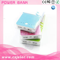 Smart Box 3600mah Portable charger backup power