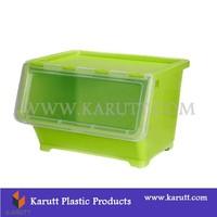 Custom high quality plastic organizing box