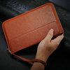 2015 Wholesale China manufacturer folding smart cover case for ipad mini 2, book leather case for ipad mini 2