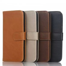 Flip Leather Wallet Mobile Phone Case For iPod Touch 6