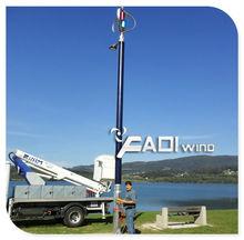 Alta calidad de la turbina 1000W de eje vertical (FD-TM-1000W)