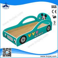 Factory direct supply preschool&home cartoon children bed