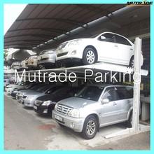 Hydraulic 2 Storey Mechanical Car Parking Solution