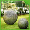 Large Sphere metal garden art sculpture wholesale