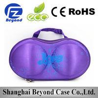 New Design portable fashion bra panty bag