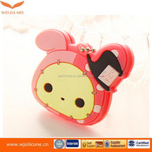 100% Food Grade SiliconeTeether Pendant wholesale