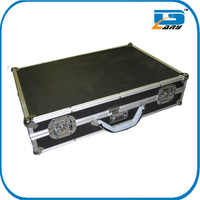 strong aluminum equipment carrying tool case