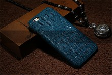 Hot selling crocodile wallet leather case for iphone 6 plus case, for apple iphone6 plus 5.5 leather mobile phone case