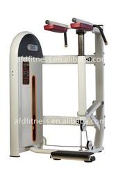 Hot sale strength equipment/Gym fitness equipment/body fitness equipment--standing calf machine
